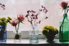 Photography:  window sills