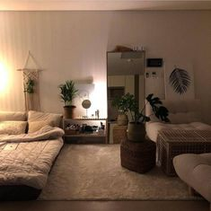 145 awesome small apartment bedroom design and decor ideas 15 Small Apartment Bedrooms, Small Apartment Decorating, Small Room Bedroom, Home Bedroom, Bedroom Decor, Small Apartments, Bedroom Ideas, Cozy Apartment, Ikea Bedroom
