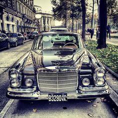 Mercedes-Benz (Oldtimer) - Cars and motor Mercedes Auto, Mercedes 220, Mercedes Benz Amg, Mercedes G Wagon, Benz Car, Bmw Classic Cars, Classic Mercedes, Auto Design, Retro Cars