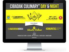CIBADAKCULINARY.COM #WebDesign #Culinary #Festival #Events