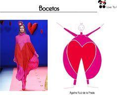 Bocetos de moda hechos realidad en la Pasarela Cibeles 2011-2012 ...