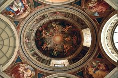 Ceilings of the Vatican | Flickr - Photo Sharing!