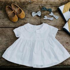 Handmade Linen Dress | SweetHannahBDesigns on Etsy