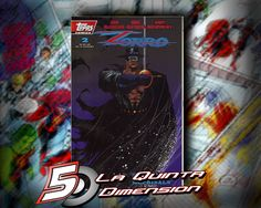 ZORRO # 3 DE 1994, con portada de Frenk Miller $ 40.00 Para más información, contáctanos en http://www.facebook.com/la5aDimension
