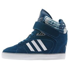 Adidas Amberlight Up Women Midnight Blue Ice White