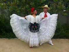 Veracruz Folklorico Couple                                                                                                                                                                                 More