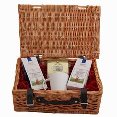Tea Gift Classic English Hamper - Cup of Tea Ltd
