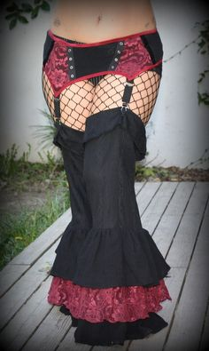 Garter Belt costuming
