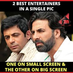 2 BEST ENTERTAINERS !!