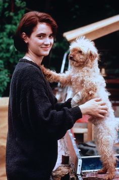 Winona Ryder. in Welcome home Roxy Charmichael