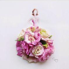 Flores, siempre: Grace Ciao, o las flores aplicadas al diseño