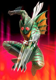 /Kamen Rider Amazon (Character)/#1200732 - Zerochan