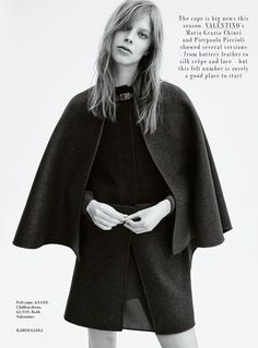 hit reset: lexi boling, amanda murphy, vivien solari and rianne van rompaey by karim sadli for uk vogue august 2014