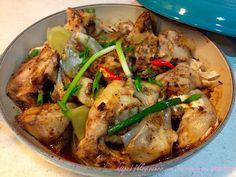 豉汁蒸魚雲 ﹣LC無水蒸(附食譜) | Blog | 鬼嫁料理手帳 - Yahoo! Blog