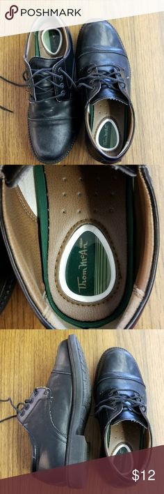 Thom McAn Lace Up Shoes Thom McAn Lace Up Shoes Size 7w Thom McAn Shoes Flats & Loafers