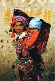 Mama and Child- southern China