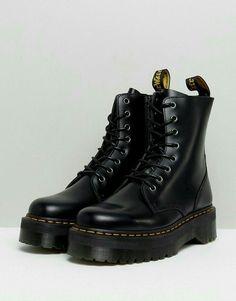 Dr Shoes, Hype Shoes, Me Too Shoes, Shoes Sandals, Shoes Sneakers, Doc Martens Boots, Dr. Martens, Dr Martens Jadon, Sneakers Fashion
