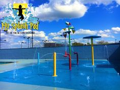 Stopped by The Gym in New Iberia to see how the renovations went this Winter.  We installed their splash pad last Fall.  The place looks great and with all the improvements they have made the swimming pool and splashpad will be the place to get cool this Summer. Check them out if you are close.