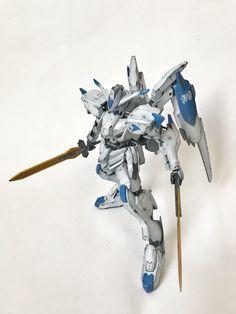 Gundam Bael, Frame Arms, Robots, Sci Fi, Design Ideas, Science Fiction, Robot
