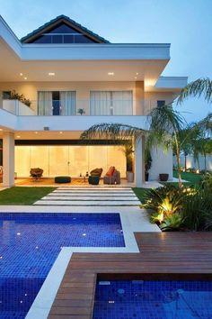Casa de luxo. ♥