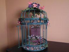 Fairy Houses Miniature Houses Woodland Fairy by VintageFairyFields, $40.00