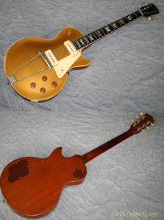 1952 Gibson Les Paul Standard Goldtop