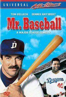 Mr. Baseball. Best baseball movie ever
