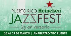 Puerto Rico Heineken Jazz Fest 2015 #sondeaquipr #jazzpr #prheinekenjazzfest #anfiteatrotitopuente #hatorey #sanjuan #festivalespr