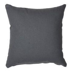 Mode Hajan Cushion Cover Charcoal 60 X 60 Cm