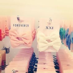 Image via We Heart It #bows #forever21