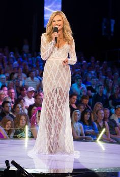 Loved this Sonia Kruger dress!