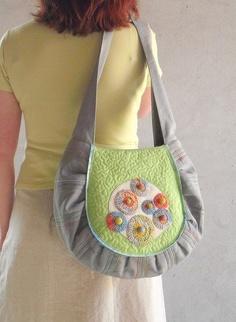 Pebbles shoulder bag