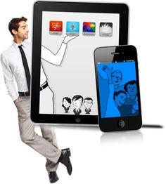 Los caballeros del dinero: 3er Paso: Desarrolla tu aplicación