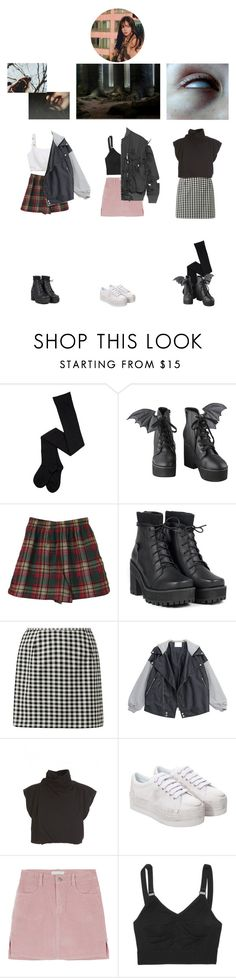"""""""  Siren   Hobgoblin (ft. Koon Bae) — Alice (Solo Scenes)"""" by pc-pink ❤ liked on Polyvore featuring rag & bone, Iron Fist, Chicnova Fashion, Rick Owens Lilies, Jeffrey Campbell, Base Range and Facetasm"""