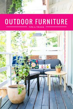 New small patio furniture layout yards Ideas Small Patio Furniture, Outdoor Furniture Plans, Patio Furniture Sets, Furniture Layout, Rustic Furniture, Furniture Makeover, Antique Furniture, Painted Furniture, Modern Furniture