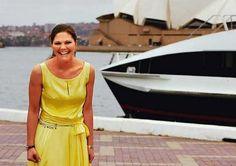 anythingandeverythingroyals:  Crown Princess Victoria during a visit to Australia