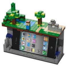 Lego Swamp  Mosaic Building Instructions