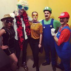 Photo: Bridgit Mendler Dressed For Halloween October 30, 2014