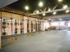 Crossfit Industrial Warehouse Fit Out