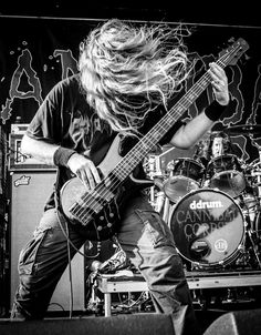 Alex Webster - CANNIBAL CORPSE