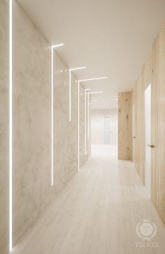 tolicci, luxury modern corridor, light, lamp, italian design, interior design, luxusna moderna chodba, svetlo, svietidlo, taliansky dizajn, navrh interieru Corridor, Divider, Interior Design, Luxury, Modern, Room, Furniture, Home Decor, Nest Design