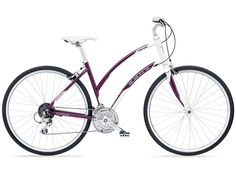 Electra Verse 24D Women's Bike - 2012  Price: $639.00        The Electra Verse 24D women's bike is a fun, versatile ride that offers 24 gears, fun style and everyday convenience to get you rolling on your way. But the best thing about this bike is how well it ride it ride on its native terrain, the beach streets