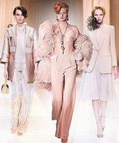 'Blush' - the Color for Spring     2014