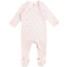 Cath Kidston - Baby Elephant Sleepsuit