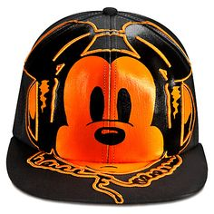 Mickey Mouse Flatbill Baseball Cap for Adults | Hats, Gloves & Scarves | Disney Store