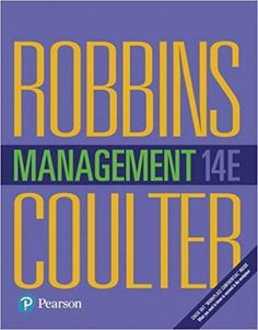 Instant download and all chapters solutions manual management 12th management 14th edition by stephen p robbins mary a coulter isbn fandeluxe Images