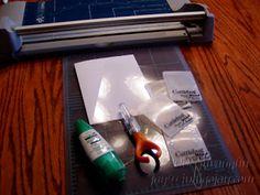 Modifying small Cuttlebug folders