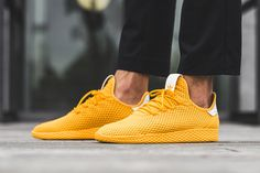 On-Foot: Pharrell Williams x adidas Tennis Hu 'New York' Pack - EU Kicks: Sneaker Magazine