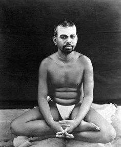 """The degree of freedom from unwanted thoughts and the degree of concentration on a single thought are the measures to gauge spiritual progress.""""                                                                                                                       Bhagavan Ramana maharshi."""