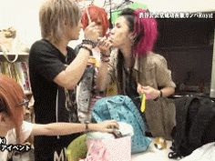 Koudai, Subaru, Tomoya, and Kuina